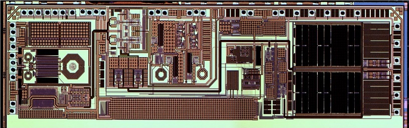 A RF Mobiel TV Tuner Chip in 0.18um CMOS