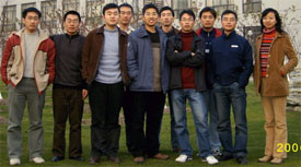 RFIC Group members in 2007